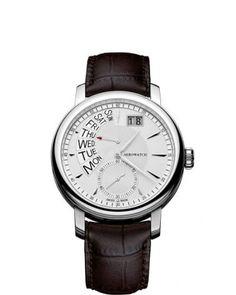Aerowatch Renaissance Retrograde - 640$