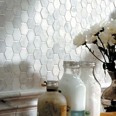 is the leader in quality Avenza Honed Hexagon Marble Mosaics 10 at the lowest price. We have the widest range of MARBLE products, with coordinating deco, mosaic and tile forms. Traditional Bathroom, Honed Marble, Hexagon Marble Tile, Traditional Bathroom Tile, Marble Mosaic, Marble Tile Floor, Marble, Hexagonal Mosaic, Honed Marble Tiles