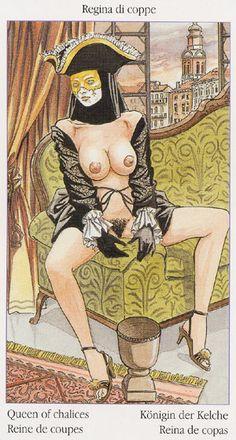 Tarot of Casanova - Rozamira Tarot - Веб-альбомы Picasa