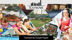 ICONOVA,sosyal bir hayat için size sınırsız imkanlar sunuyor...  #iconova