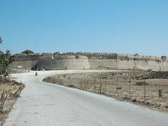 The Byzantine Antimachia Castle,Kos island Greek Castle, Monumental Architecture, Castle Ruins, Crystal Clear Water, Byzantine, Holiday Destinations, Greece, Tourism, Island