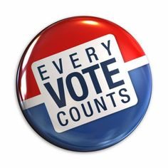 It's Election Day!! Make your voice heard...go out and cast your vote! May the Best of the Best win! #vote2016 #vote