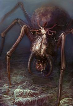 Fantasy - Deadly Spider