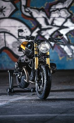 "2014 BMW R Nine T ""M1"" by Mr. Martini - Verona, Italy (via Inazuma cafe racer)"