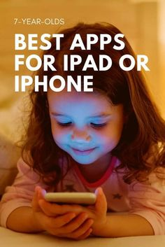Have a child that loves your phone? Here is a list of the best, kid-friendly apps that your children will love! Funny Games For Kids, 8 Year Old Girl, Best Ipad, 8 Year Olds, Game App, Life Is Hard, Best Games, Parenting, Teaching