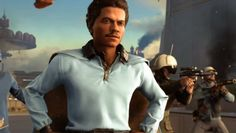 Star Wars: Battlefront just released its Rogue One: Scarif DLC. It adds new heroes, an additional game mode, and also managed to turn Lando into the toughest hero in the galaxy. Billy Dee Williams is here to save the day. Billy Dee Williams, Lando Calrissian, Save The Day, Star Wars Rebels, Star Wars Characters, News Update, Sport Fashion, Good Movies, Videos