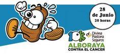 Hotel Oficial de la #10K #Alboraya contra el Cáncer #running por una causa solidaria :)
