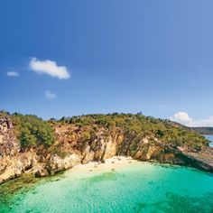Hard to reach, and worth it: Anguilla's Little Bay | Coastalliving.com