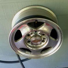Wheel rim for a water hose reel! Hose Reel, Water Hose, Wheel Rim, Dream Garage, Outdoor Ideas, Future House, Repurposed, Favorite Things, Diy Projects