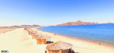 ¡Sol, arena y playa!😎 Escapa de la rutina diaria y disfruta de un viaje de aventura a Bahía de San Luis Gonzaga Conoce como llegar visitando www.bit.ly/BahíaDeSanLuisGonzaga #BajaCalifornia #EnjoyBaja #DisfrutaBC #DiscoverBaja #DescubreBC  #Beach #Playa #Sea #Mar #Arena #Sand #Verano #Summer  Aventura por Eliezer Tercero