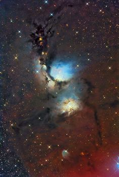 M78 and Reflecting Dust Clouds in Orion, Ignacio de la Cueva Torregrosa
