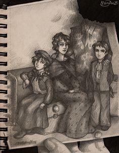 1939.New York. The di Angelo's (Nico Di Angelo, Bianca Di Angelo, Maria Di Angelo and Hades