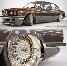 Bmw E21, Bmw Classic, Chrome Wheels, Modified Cars, Bmw Cars, Amazing Cars, Car Show, Concept Cars, Cool Cars