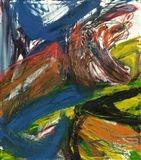 Walter Stohrer - NICHT BETITELT, 1973, Mixed media... on MutualArt.com
