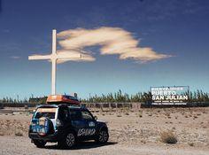 Puerto San Julian-ARG. Aqui foi realizada a primeira missa em terras argentinas.