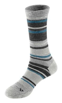 Keen Womens Siesta Lite Crew Athletic Sock, Soft Grey/Grey/Black Small by Keen. $17.00. The women's Siesta Lite Crew is a stylish sock for the coffee house or boardroom.