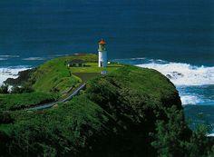 Kilauea Lighthouse and Wildlife Sanctuary... So Beautiful...