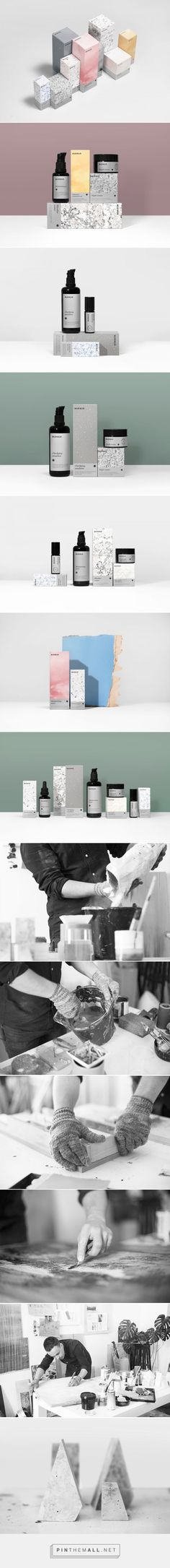 MURMUR - Packaging of the World - Creative Package Design Gallery - http://www.packagingoftheworld.com/2016/07/murmur.html