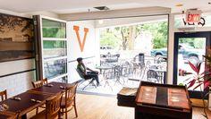 #activwall #doorsandwindows #foldingdoor #remodel #restaurant #hospitality #virginia
