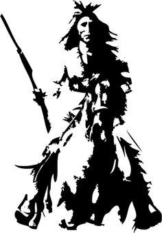 guerrier indien