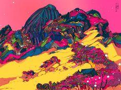 psych landscape