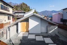 大上の家 / House in Ohue 花本大作建築設計事務所 photo : Kenji MASUNAGA