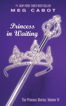 Book 4:  Princess Mia is introduced to her Genovian subjects, and more importantly, she goes out on a date.