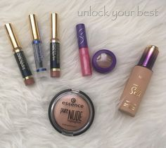 Unlock Your Best: January 2017 Monthly Favorites