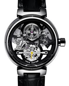 665b1ac4b05 Louis Vuitton Tambour Monogram Tourbillon  French design house Louis  Vuitton seems determined to prove to the world it is the definitive word