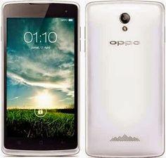Gedget handphone update: Oppo R815T Clover