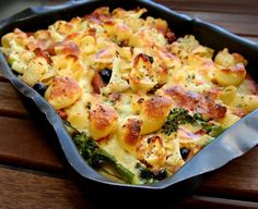 Snack Recipes, Snacks, Lchf, Broccoli, Cauliflower, Macaroni And Cheese, Food And Drink, Dinner, Vegetables