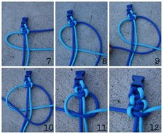 How To Make Paracord Bracelets