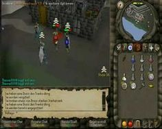 One of the most iconic fights of Runescape history