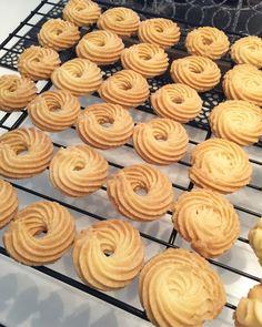 Baking Mom: Copycat Jenny's Bakery Cookies - Version 2