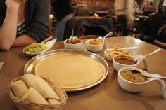 Kokob Restaurant ethiopien