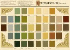 Victorian Color Pallet More Exterior House Exterior Color House Color