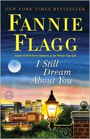 premise was a little strange, but I love her writing :)  Write another one soon Fannie Flagg!