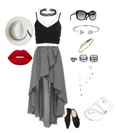 """Untitled #3"" by sharinesharma on Polyvore featuring Floralskirts"
