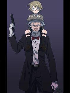 Byakuya Togami, Danganronpa Trigger Happy Havoc, Gothic Aesthetic, Danganronpa 1, Slayer Anime, Manga Games, Look Cool, Anime Manga, Fandoms