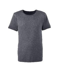 Southbay Charcoal S/S Thermal T-Shirt This Southbay Thermal Short-Sleeve Vest features a crew neck and brushed fabric for added comfort. http://www.MightGet.com/january-2017-13/southbay-charcoal-s-s-thermal-t-shirt.asp