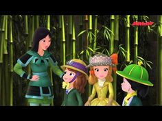 d665fd8e69 Sofia The First - Ghostly Gala - Ghostly Guests! - Disney Junior UK HD -