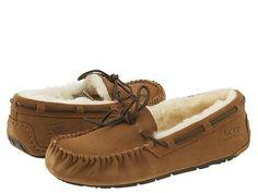 UGG Dakota Slippers with Chestnut for Women