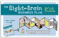 right-brained business plan kit