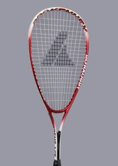 This Extreme Ace Squash Racquet gives you a great smash and is suited for intermediate level of play.The body is made from fine aluminium that stays strong and sturdy resisting damage.