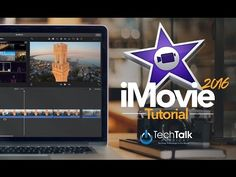 This class covers all the basics of video editing with the brand new version of Apple's iMovie. We cover how to import your footage, add transitions, sound e...