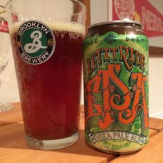Let It Ride IPA by Indeed Brewing Company