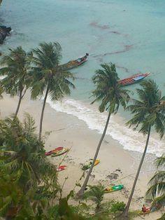#Thailand beach