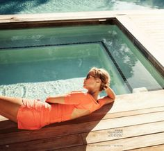 Coliena Rentmeester for Neiman Marcus S/S 2012
