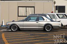 Hakosuka Japanese Nostolgic car