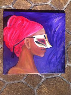 Masquerade... by Carla Heilig